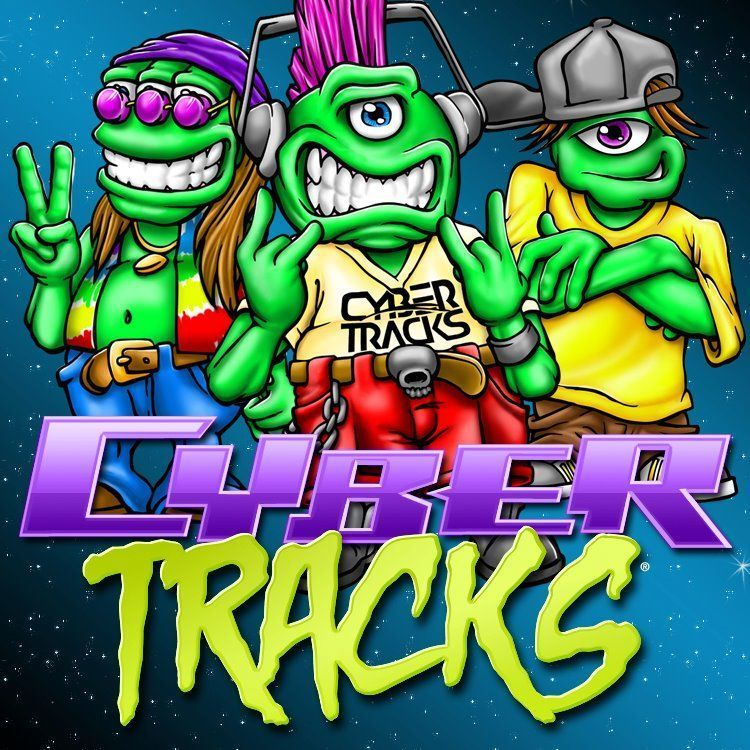 Cyber Tracks CEO is living the dream and bringing Punk to the masses
