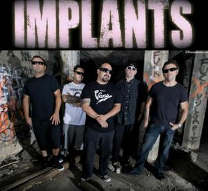 Interview with the Implants: A Punk Rock collaboration with no limits
