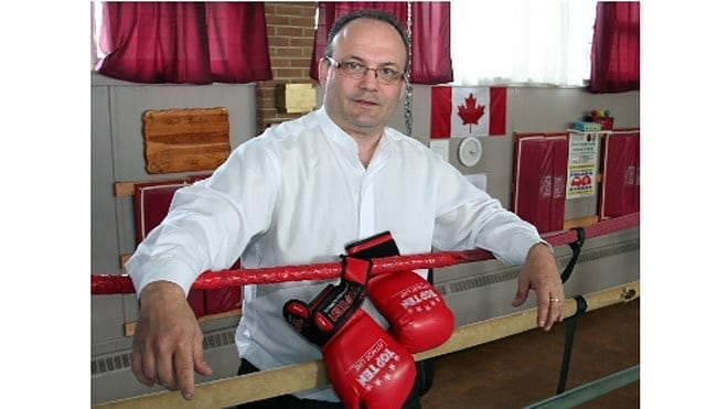 Interview with Canadian boxing coach, Gord Apolloni